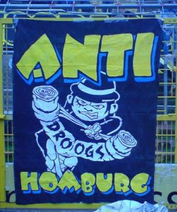 Droogs SB - Anti Homburg